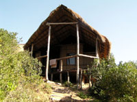 Zongoene Lodge, Chicumbane, Mozambique